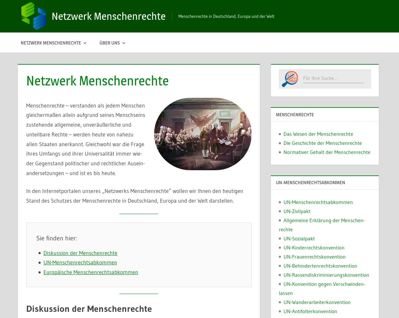 Netzwerk Menschenrechte